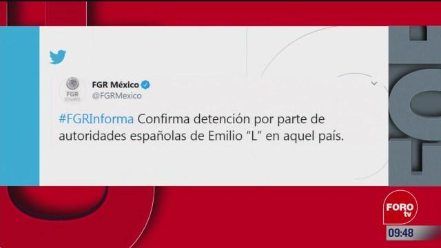 policia nacional confirma detencion de emilio lozoya