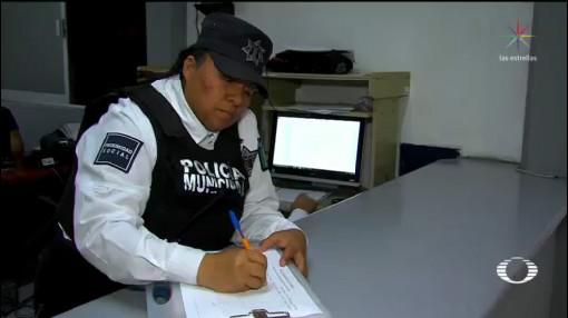 Foto: Cuatro Mujeres Encabezan Policía Municipal Colima 24 Febrero 2020