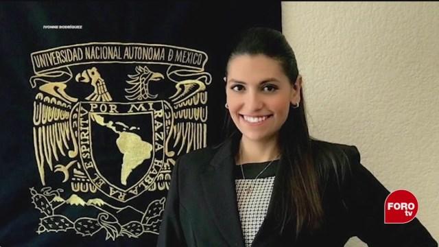 FOTO: 22 Febrero 2020, primer mexicana en recibir una beca john gray iadr