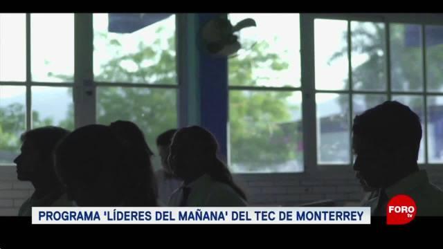 Foto: Programa Líderes Del Mañana Fractal 8 Febrero 2020