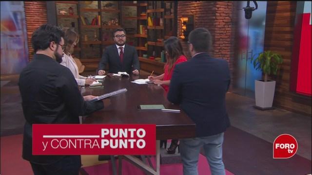 Foto: Punto Contrapunto Genaro Lozano Programa Completo 26 Febrero 2020