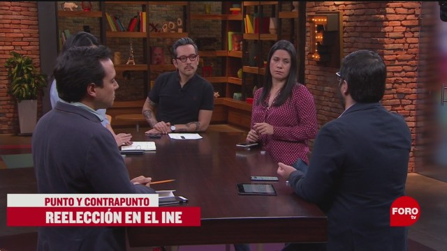 Foto: Reeligen Edmundo Jacobo Molina Consejero Ine 10 febrero 2020