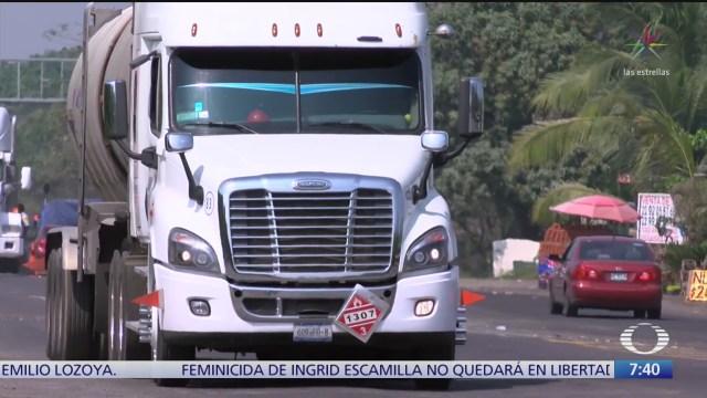 robo a transportistas va en aumento en mexico