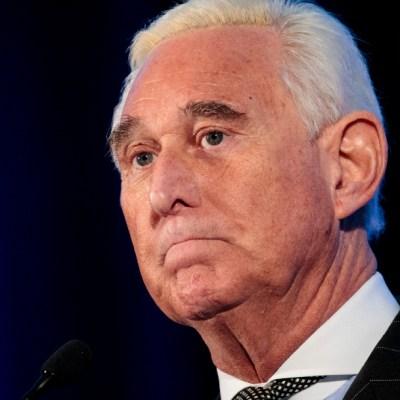 FOTO Roger Stone, colaborador de Trump, es condenado a 40 meses en prisión (Getty Images)