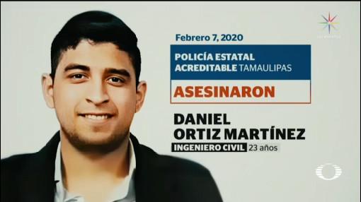 Foto: Policías Investigados Muerte Ingeniero Tamaulipas Fugados 17 Febrero 2020