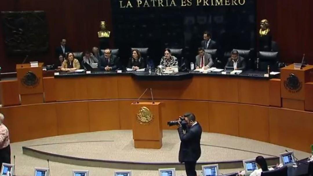 Cámara de Senadores aprueba reforma a la Ley de Migración