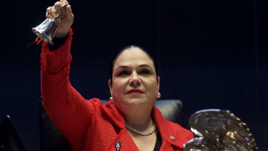 Senadores tratan desabasto de medicamentos y protestas UNAM