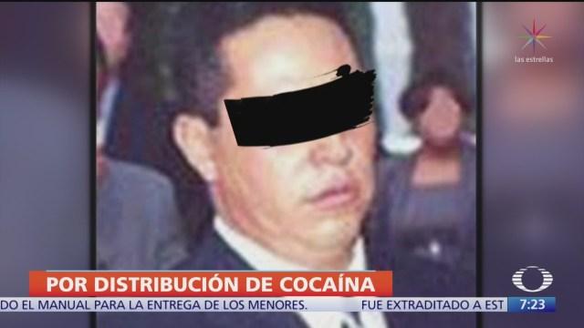 sentencian al mexicano el futbolista por distribucion de cocaina