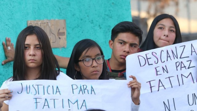 Foto: SFP investiga omisiones de funcionarios en caso Fátima