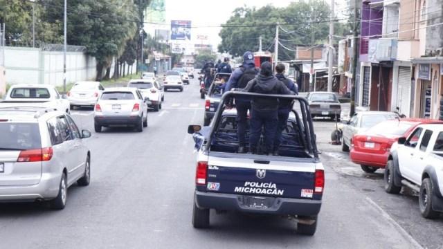 Suman 9 muertos por ataque a negocio en Uruapan, Michoacán