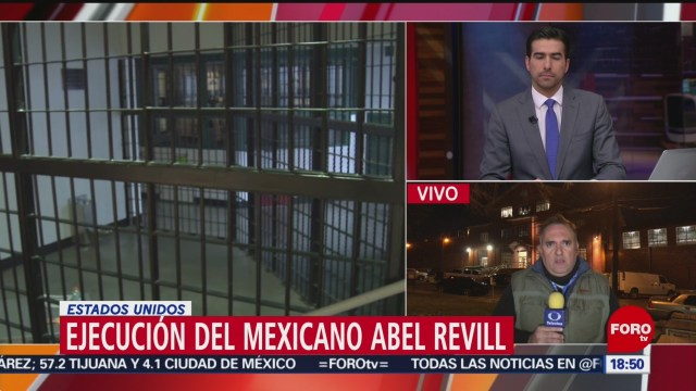 FOTO: suprema corte de justicia de eeuu avala ejecucion de mexicano en texas
