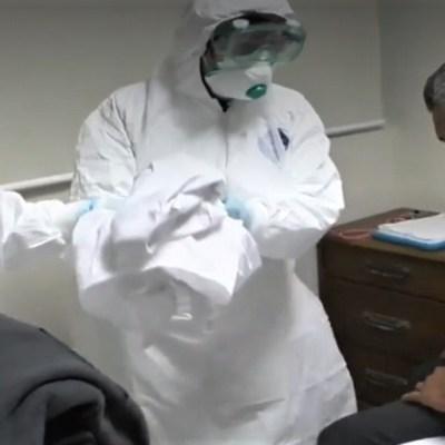 Tamaulipas se prepara ante coronavirus; practica protocolo