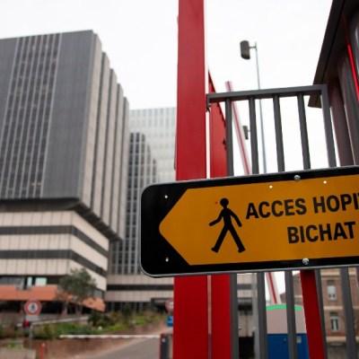 Un chino, primer muerto en Europa por coronavirus en París