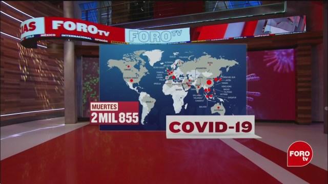 Foto: Coronavirus Muertos Mundo Contagios Hoy 27 Febrero 2020