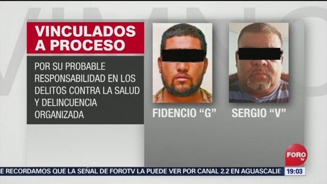 FOTO: 7 febrero 2020, vinculan a proceso a dos integrantes de la linea por caso lebaron