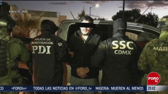 Foto: El Lunares Unión Tepito Vinculado a Proceso Homicidio 20 Febrero 2020