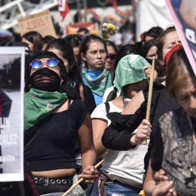 UNAM e IPN se suman a paro de mujeres
