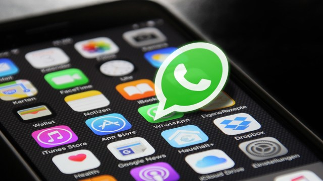 WhatsApp Mensajes Bloque