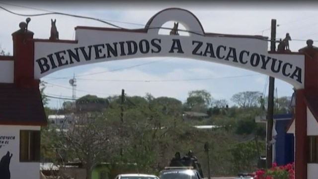 Foto: Los habitantes sostienen que la incertidumbre se ha apoderado de Iguala y sus alrededores, luego de que una manta apareció en un mercado decretando un toque de queda