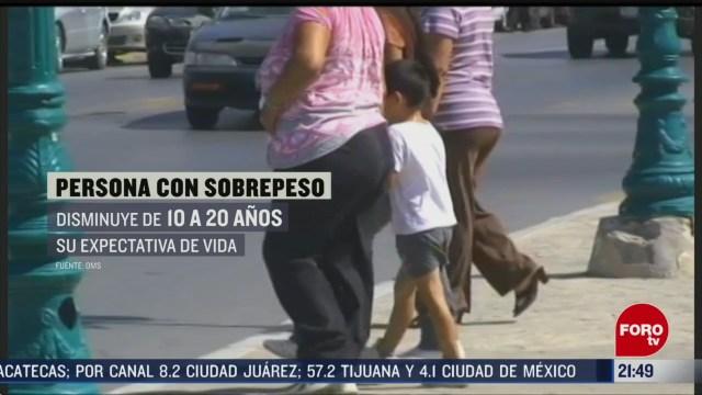 Foto: 7 Cada 10 Mexicanos Tienen Sobrepeso Obesidad 4 Marzo 2020
