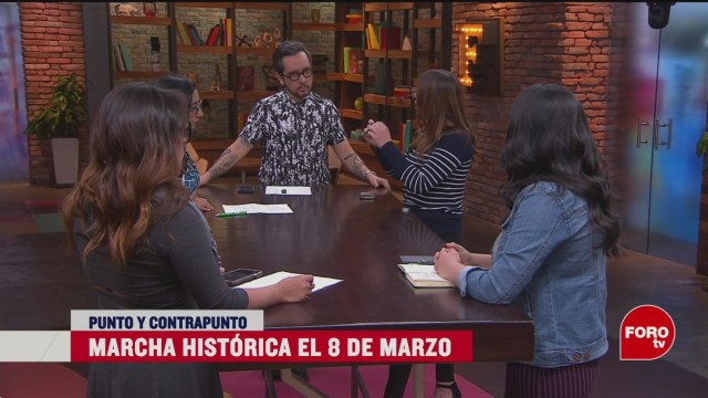 Foto: 8 De Marzo Marcha Histórica México 10 Marzo 2020