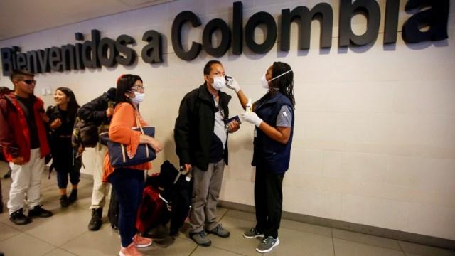 Confirman primer caso de coronavirus en Colombia