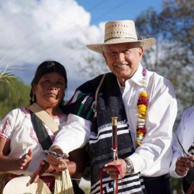 AMLO conmemorará expropiación petrolera y natalicio de Juárez 'con poca gente'