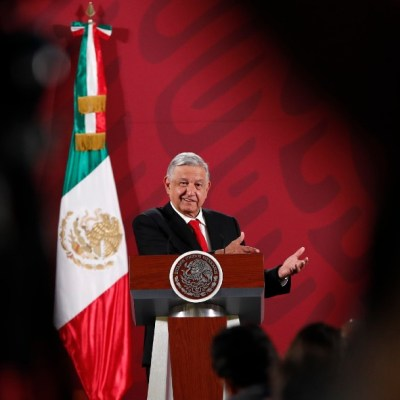Video: Conferencia matutina de AMLO del 4 de marzo 2020