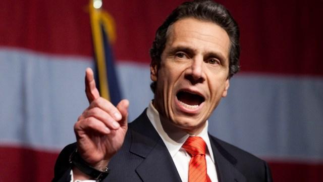 FOTO: Gobernador de Nueva York califica como declaración de guerra cuarentena planteada por Trump, el 28 de marzo de 2020