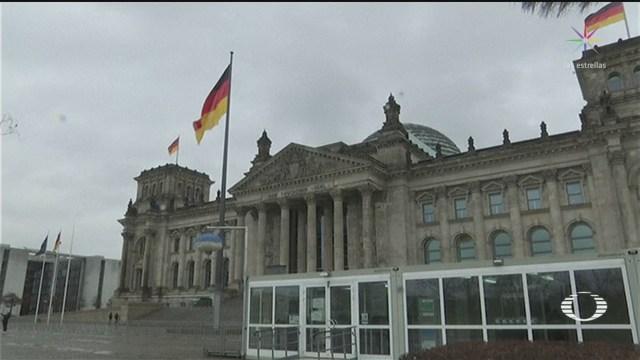 Foto: Angela Merkel Población Alemana Riesgo Contagio Coronavirus 11 Marzo 2020