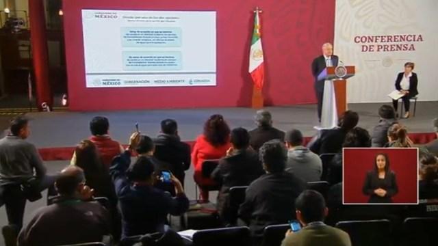 Foro: Anuncia AMLO consulta en Mexicali sobre planta cervecera
