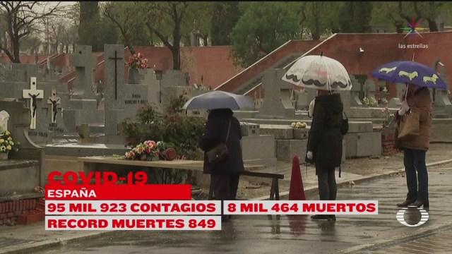 Foto: Coronavirus Así Avanza Covid-19 Mundo 31 Marzo 2020