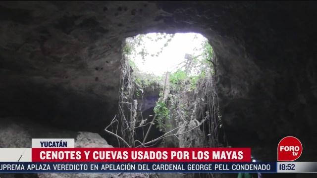 FOTO: asi son las cuevas usadas para ritos y ceremonias de la cultura maya