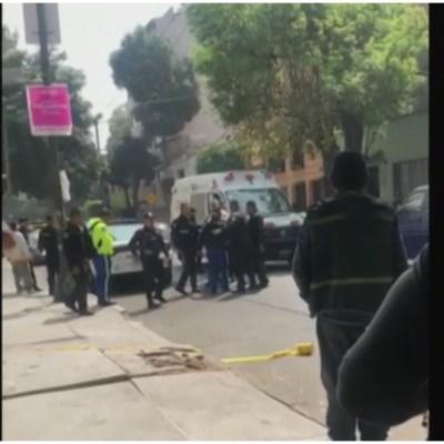 Mueren empleado y policía tras balacera en hotel de la colonia Nonoalco, en la alcaldía Benito Juárez