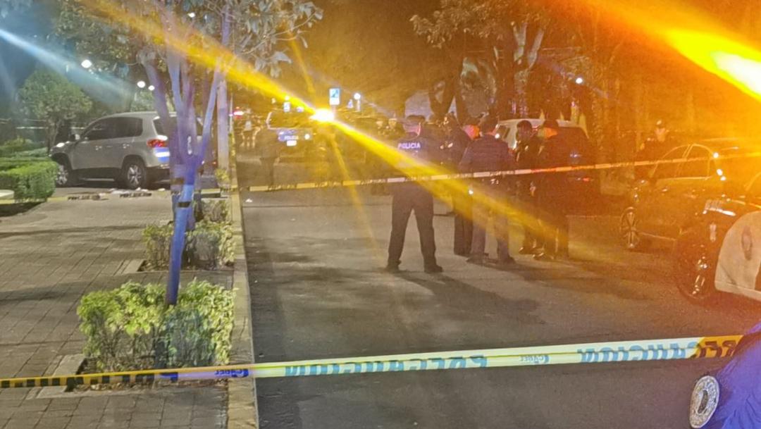 Foto: Se desata balacera en Polanco por delincuente que enfrentó a policías, 5 MARZO 2020