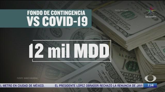 banco mundial aportara recursos para combatir el coronavirus en el mundo
