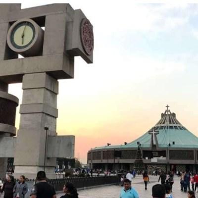 Basílica de Guadalupe implementa medidas sanitarias para reiniciar misas