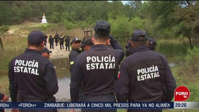 Foto: Animal Provocó Muerte Persona Valle De Bravo 5 Marzo 2020