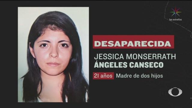 Foto: Buscan Valle de Chalco Jessica Monserrat Ángeles Canseco 12 Marzo 2020