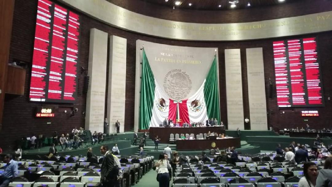 Coronavirus: Cámara de Diputados suspende actividades