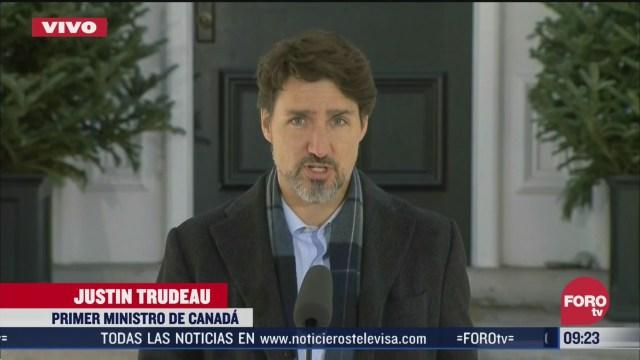 FOTO: 22 marzo 2020, canada repatriara a canadienses varados en otros paises por covid