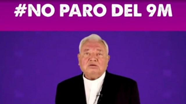 FOTO: Cardenal Juan Sandoval Íñiguez pide a mujeres no participar en paro 9M, el 05 de marzo de 2020