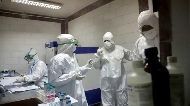 Foto: China prueba nuevo método para detectar coronavirus en 15 minutos