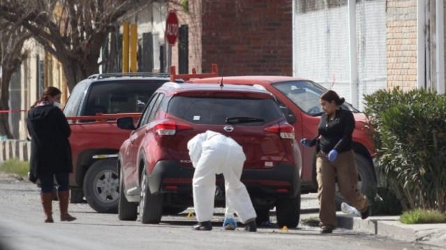 Imagen: En lo que va del año, Ciudad Juárez reporta 293 asesinatos, 120 en enero, 115 en febrero y 58 en lo que va de marzo, un promedio de cuatro homicidios diarios