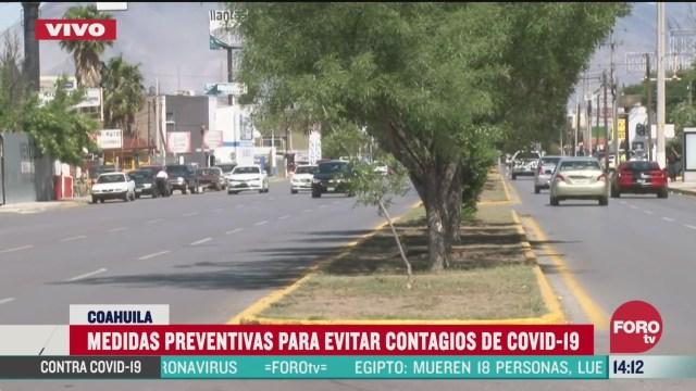 FOTO: coahuila suma 13 casos confirmados de coronavirus