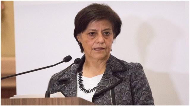 La Conagua da a conocer las medidas adoptadas para hacer frente al coronavirus, 29 de marzo de 2020 (VICTORIA VALTIERRA/CUARTOSCURO.COM)