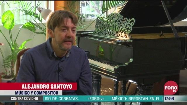 FOTO: conoce al compositor mexicano alejandro santoyo