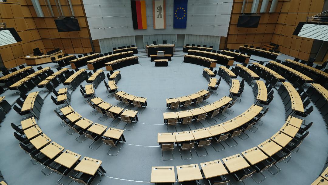 FOTO: Alemania prohíbe reuniones de más de dos personas para contener el coronavirus, el 22 de marzo de 2020