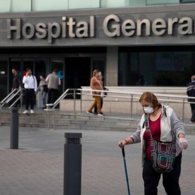 Cifra de muertos por coronavirus en España llega a 2,316
