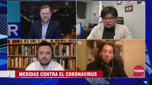 Foto: Coronavirus Adecuada Implementación Medidas Covid19 Gobierno 24 Marzo 2020